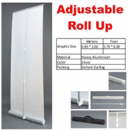 gallery/adjustable roll up