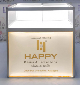 gallery/led display & fascia